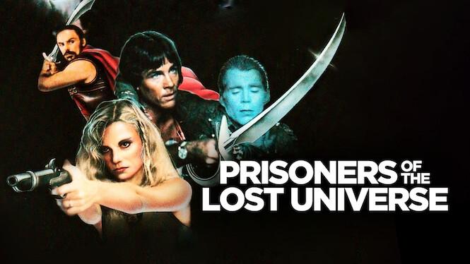 Prisoners of the Lost Universe on Netflix UK
