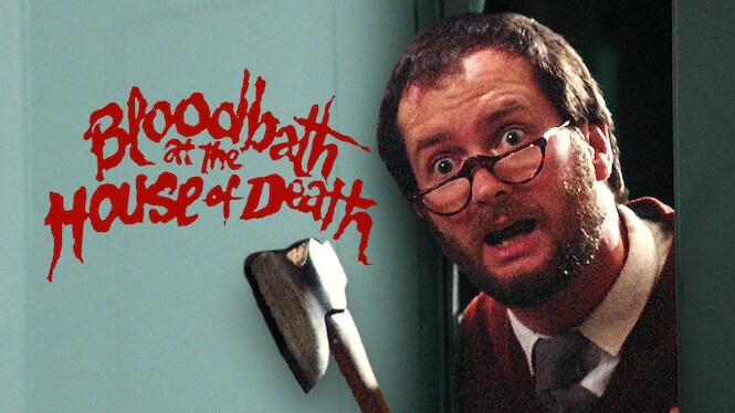 Bloodbath At The House Of Death on Netflix UK